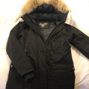 Nobis Parka gorgeous and cozy